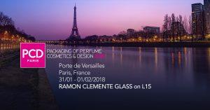 PCD Paris 2018. Ramon Clemente Glass.